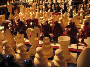 Satranç, simülasyon yeteneğini en fazla gerektiren oyunların belki de birincisi.