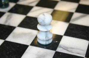 Tek satranç piyonu