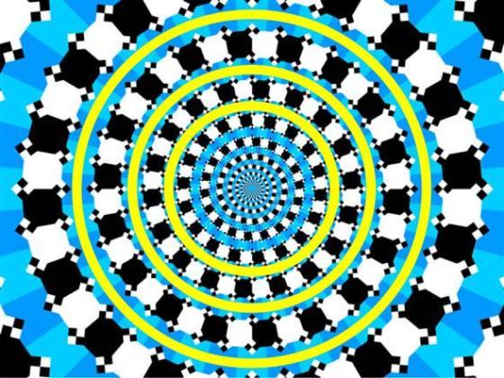 Gördüğünüz gibi, onlar spiral değil daire!