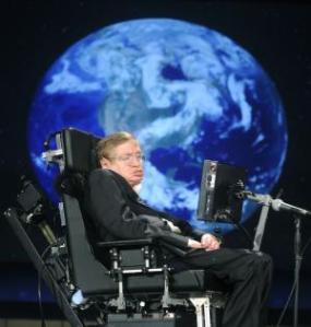 Stephen Hawking - 2008