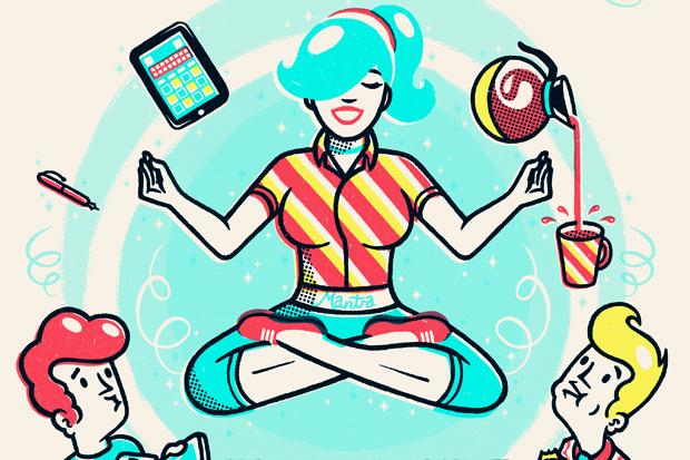 kısa ve rahatlatıcı meditasyon tekniği